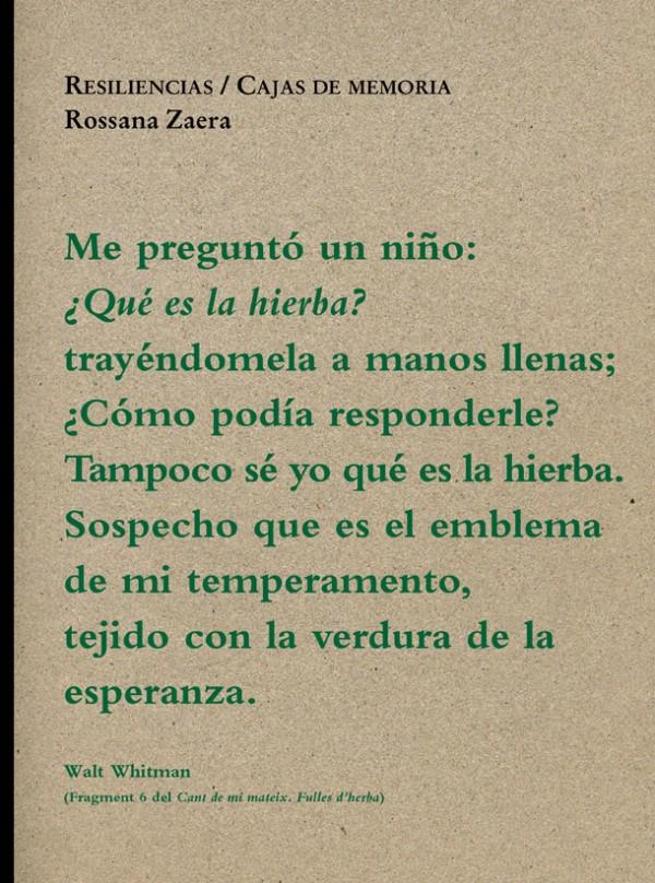 Resiliencias©R.Zaera