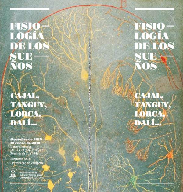 """Fisiología de los sueños. Cajal, Tanguy, Lorca, Dali..."""""""