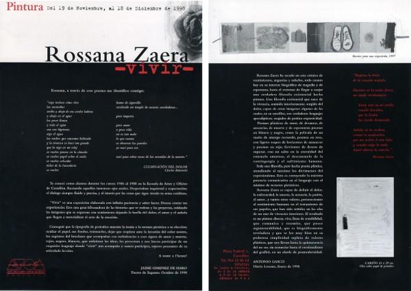 Exposición vivir R. Zaera